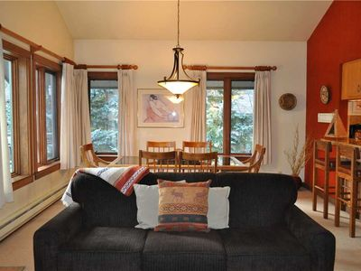 Photo for RMR:Nicely Renovated 2 Bedroom Condo in Teton Village + Free Fun!
