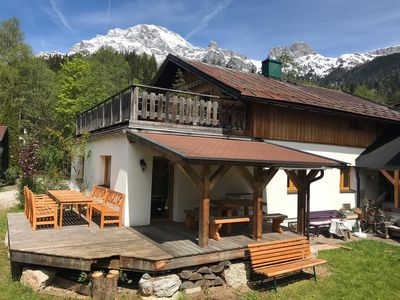 Photo for Cottage near the ski slopes, with large private garden