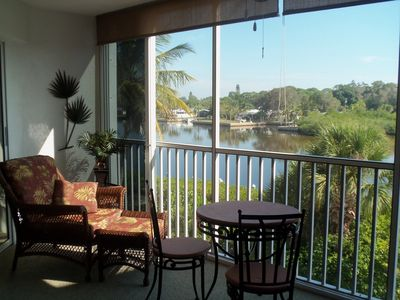 Photo for Englewood FL. gated waterfront condo