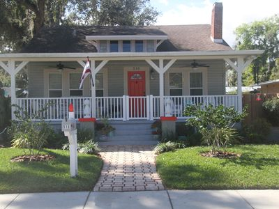 Photo for Charming, Newly Renovated, Pet-Friendly Home in the Historic District of NSB