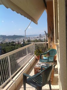 Photo for Apartment with tremendous flair, spectacular views, cozy, quiet, central