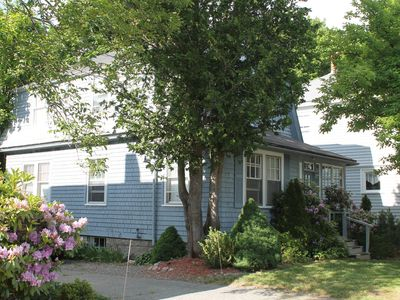 Photo for In the heart of downtown Bar Harbor, great location!  3BR, 2.5 baths