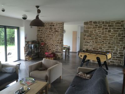 Photo for House in the countryside 12 km from the sea