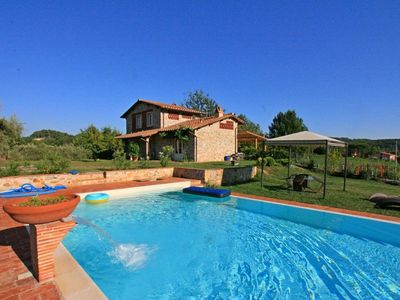 Photo for Lammari Villa, Sleeps 6 with Pool and Air Con