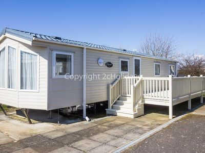 Photo for Stunning holiday home, Hunstanton at brilliant holiday park Manor Park ref 23002
