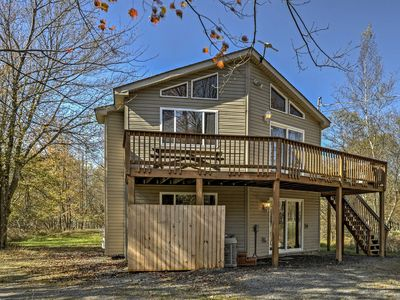 Photo for Spacious Blakeslee Home w/ Access to Beach & Pier!