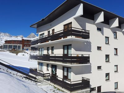 Photo for Nice apartment for 5 people with WIFI, TV and balcony