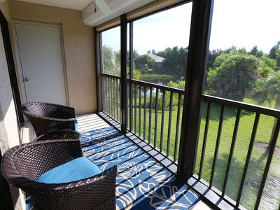 Photo for Charming South Fort Myers Condo - Villages of Ascot 202
