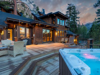 Photo for Sleeps 17! | Located on the Slopes of Squaw Valley Resort w/ Hot Tub & Fire Pit ❤ by AvantStay