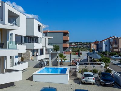 Photo for Deluxe Two-bedroom Apartment with Pool and Terrace