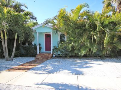 Photo for Tropical Beach Bungalow in St. Pete Beach