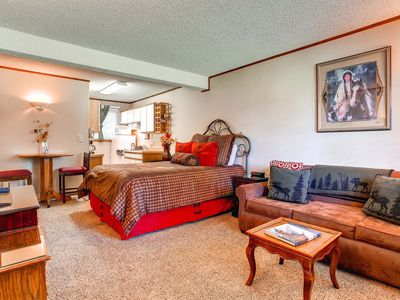 Photo for 20% Off July Travel! New Furniture, Wi-Fi, Private Guest Shuttle, Ski-in Access