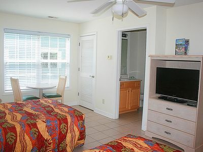 Photo for Brunswick Plantation Resort and Golf Studio unit in the Heart of NC Seafood Country(2304L)