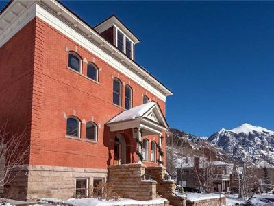 Photo for Sunnyside 3BR condo in historic Miners' Union building!