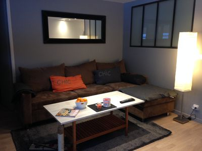 Photo for 50M2 APARTMENT FOR 4 PEOPLE