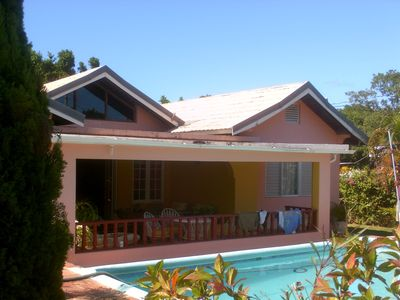 Photo for Villa on private estate, located on Jamaica´s finest beach.