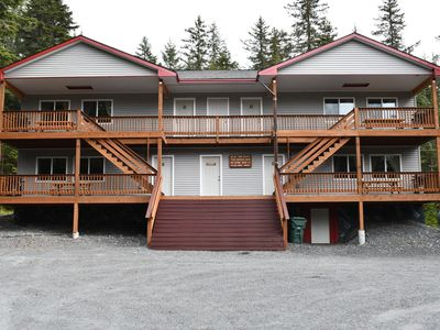 Enjoy this Newly Constructed Luxury Suite surrounded by Alaska's Natural Beauty