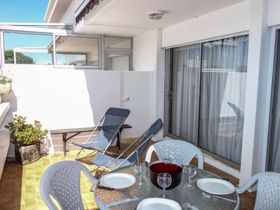 Photo for Apartment Les Marinas d'Ulysse IV  in Port Camargue, Gard - Lozère - 4 persons, 2 bedrooms