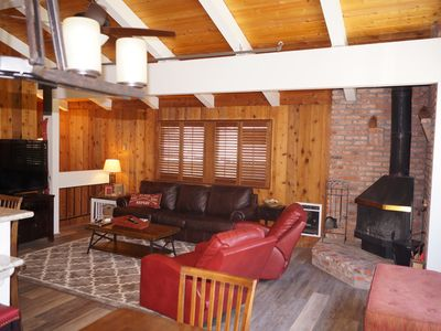 Photo for Spacious, Remodeled, Entertainers Paradise 4Bed *Hot Tub*In Town*sleeps 12