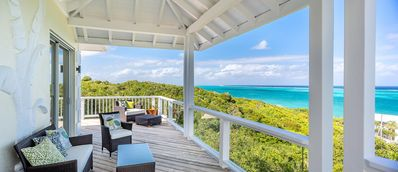 Spectacular Grace Bay Views, private pool for 8 guests!