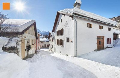 Photo for Holiday house Scuol for 6 persons with 3 bedrooms - Holiday house
