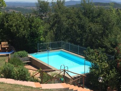 Photo for Apartment Podere L'Orsinghi App. C in Ravi - 5 persons, 3 bedrooms