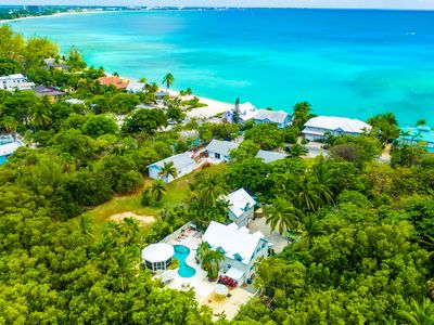 Photo for Clearwater House Cayman w/Bunk room - Seven Mile Beach Private Gated Home