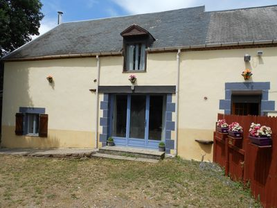 Photo for 3BR House Vacation Rental in Saint-Marien, Limousin