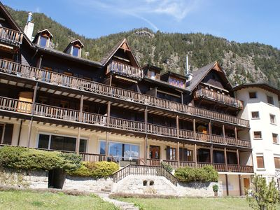 Photo for Adorable studio in Champex-Lac for 2 pers. - balcony - free pool access