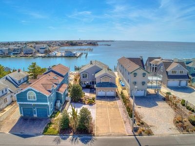 Photo for LBI's Best Vacation Home - Bayfront Beach Gem Spacious and Family Friendly