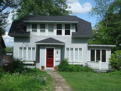 Photo for Residential street, close to Main St, beach, park, restaurants and shopping.