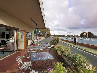 Photo for The Waterfront Wynyard - A wonderful Motel by the River Pet Friendly