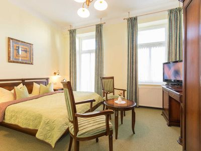 Photo for Standard Double Room - Hotel Merkur only 100 meters to the beach - WE6643