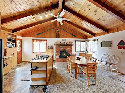 Photo for Boulder Bay 3BR Close to Lake & Marina – Wrap-Around Deck with Hot Tub, BBQ