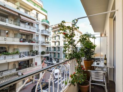 Photo for Apartment Le Suez in Nice - 2 persons, 1 bedrooms