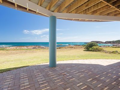 Photo for 'The Whale Watcher', 1/6 Birubi Lane - waterfront unit with stunning views, level access