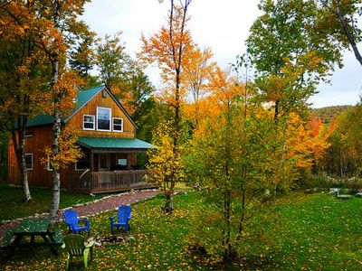 Photo for Rent the Green Chalet at Cabot Shores - We are on the Cabot Trail