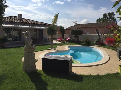 Photo for Villa 6 pers with swimming pool