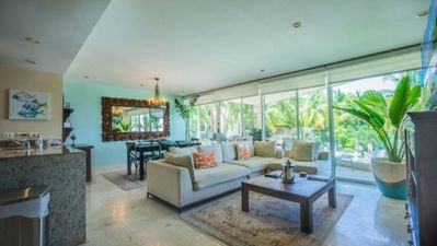 Photo for Great Beach And Ocean Views From This 2 Bedroom Home At The Elements