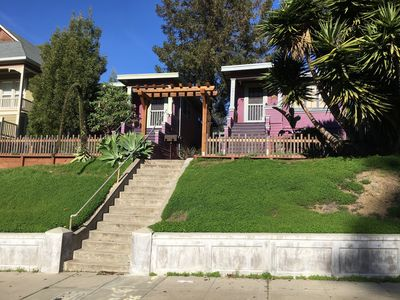 Photo for Boutique Bungalow One  by Waterfront, Walk to Vallejo Ferry to SF and Winetrain