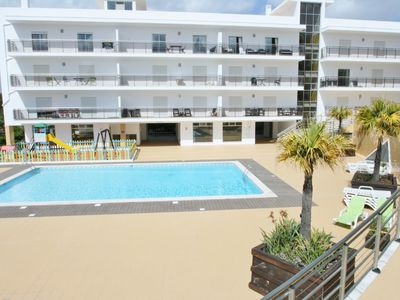 Photo for 2 bedroom Apartment, sleeps 6 with Pool and Air Con