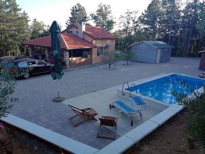 Photo for Family friendly house with a swimming pool Lindar, Central Istria - Središnja Istra (K-14189)