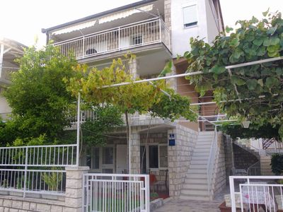 Photo for Apartment in Podaca (Makarska), capacity 4+4