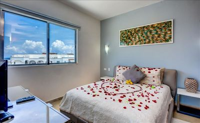 Photo for Penthouse with 2 bedrooms, 2 bathrooms and balconies