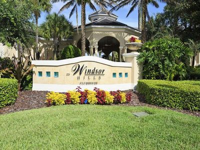 Photo for Windsor Hills   Condo 3BR/2BA   Sleeps 6   Gold - RWH387
