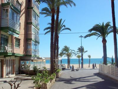 Photo for Apartment 1.3 km from the center of Benidorm with Parking, Internet, Washing machine, Air conditioning (90693)