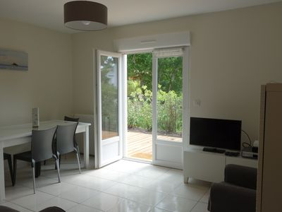 Photo for Apartment completely renovated in 2015, quiet residential area