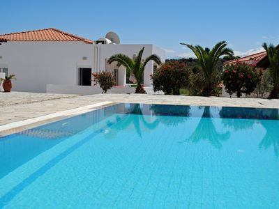 Photo for Akrotiri House with Swimming pool shared 6 p.