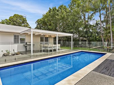 Photo for Poolside Noosa Oasis - Pet Friendly