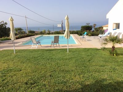 Photo for Ocean View Property in southern Sicily, with a multitude of nearby attractions